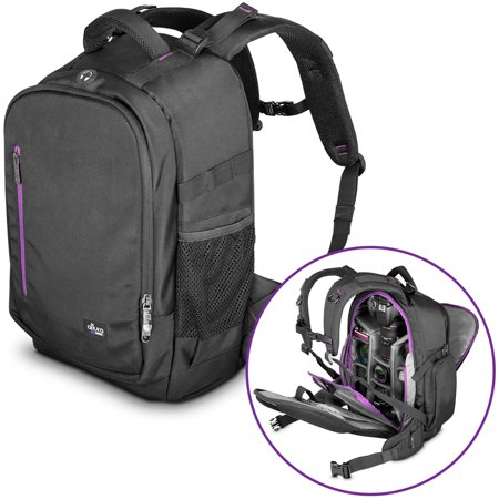 Pro Series Camera Bag - DSLR Camera Backpack Bag by Altura Photo for Camera and Lens (The Great Explorer Series)