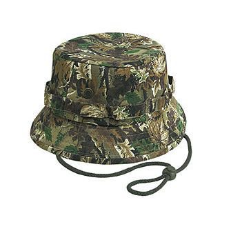 Wholesale 12 x OTTO Camouflage Cotton Twill Bucket Hat - Lt.Lod/Brn/Kly - (12 Pcs)