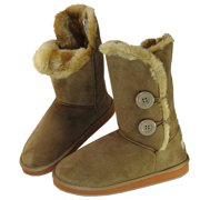 New Starbay women's sude fur lining winter boots fur push boots