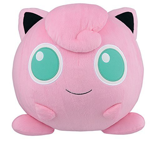 Pokemon Sun & Moon Jigglypuff Plush