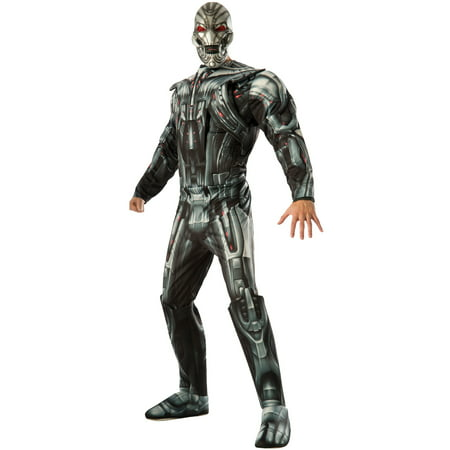 Deluxe Ultron Adult Costume](Ultron Halloween Costume)
