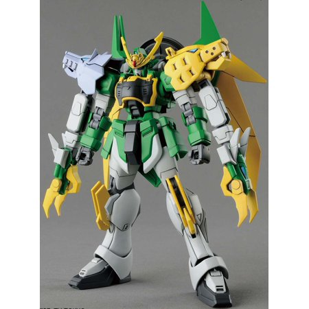 High Grade Build Divers Gundam Jiyan Altron Model