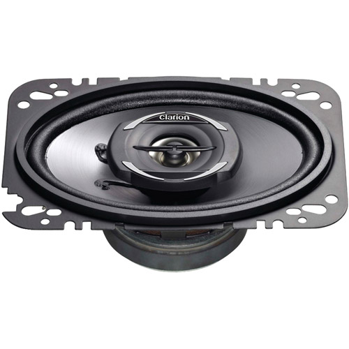 CLARION SRG4622C G Series Coaxial Speaker System 4in X 6in PK 200W Max PK 30W Rms PK 1in Metallized
