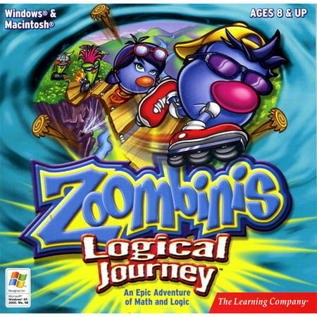 Zoombinis - Logical Journey for Windows/Mac