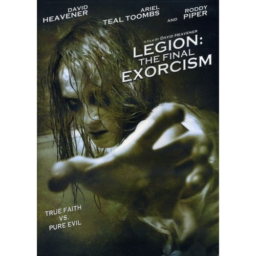 Legion: The Final Exorcism (Widescreen)