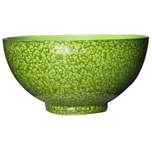 Gardener Select Bowl Bubbled 13'' Plastic Pot Planter