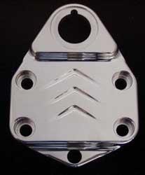 MODQUAD Handlebar Clamp W//Key /& Lights