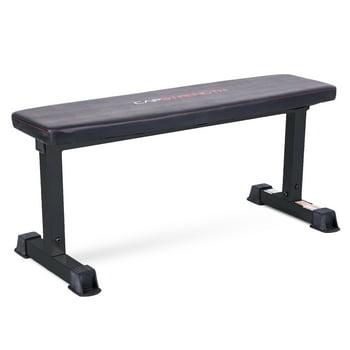 CAP Strength Flat Weight Bench (Black)