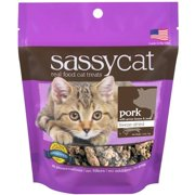 Herbsmith Sassy Cat Treats, Pork with Green Beans and Peas