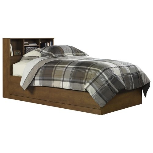 Mainstays Storage Bed Hazelwood