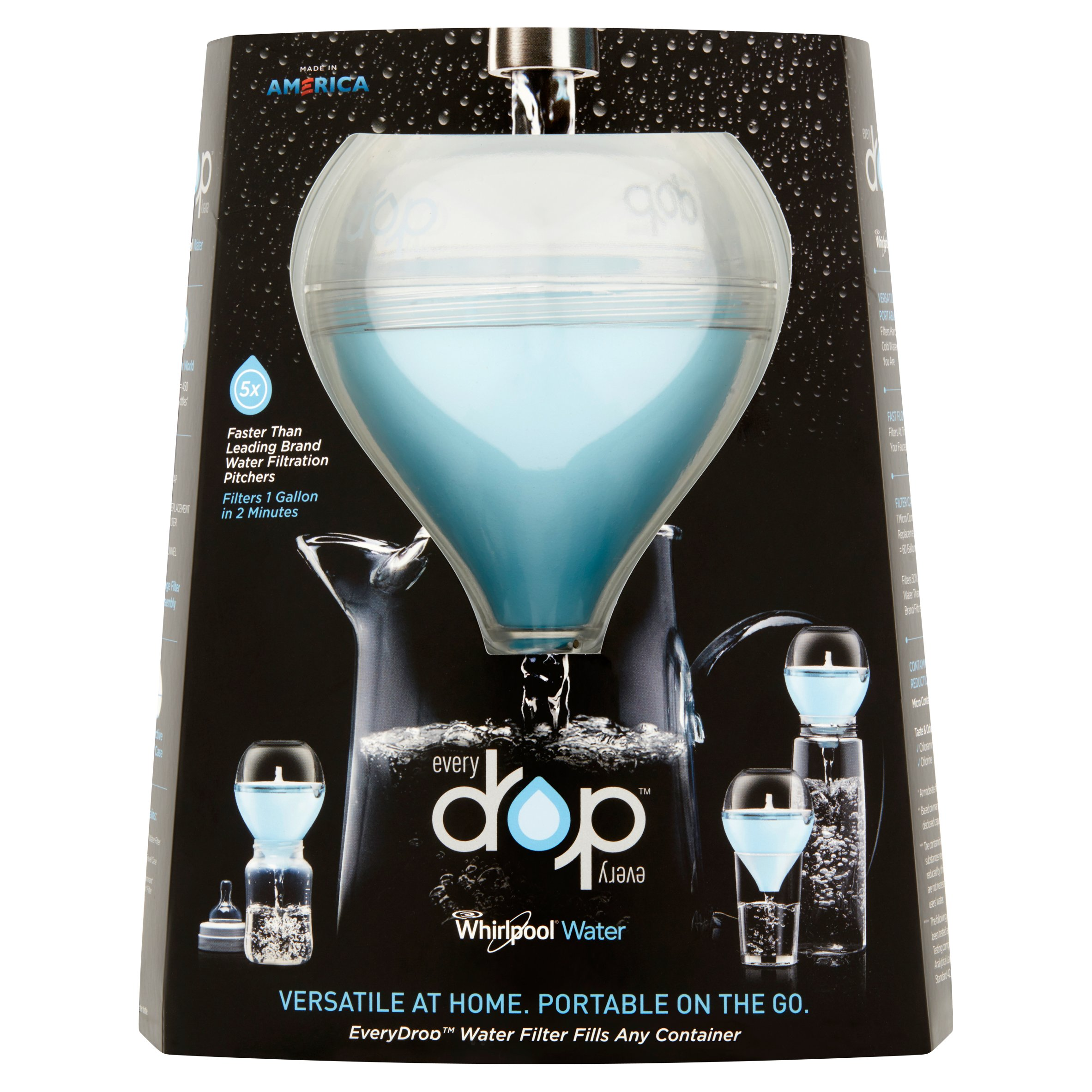 EveryDrop Whirlpool Water Filter Kit