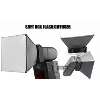 Zeikos ZE-SBD Universal Soft Box Flash Diffuser