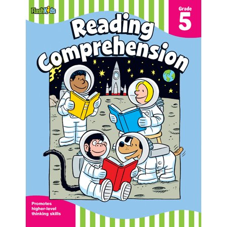 Reading Comprehension: Grade 5 (Flash Skills) - Reading Comprehension 3rd Grade