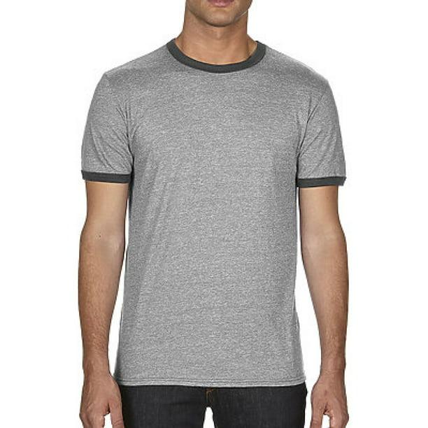 Anvil Adult Fashion Basic Ringer T-Shirt