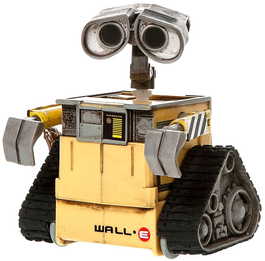 Disney / Pixar Wall-E Wind Up Figure [with Sound FX]
