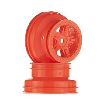 Traxxas 7673A Wheels SCT Orange Toy by TRAXXAS