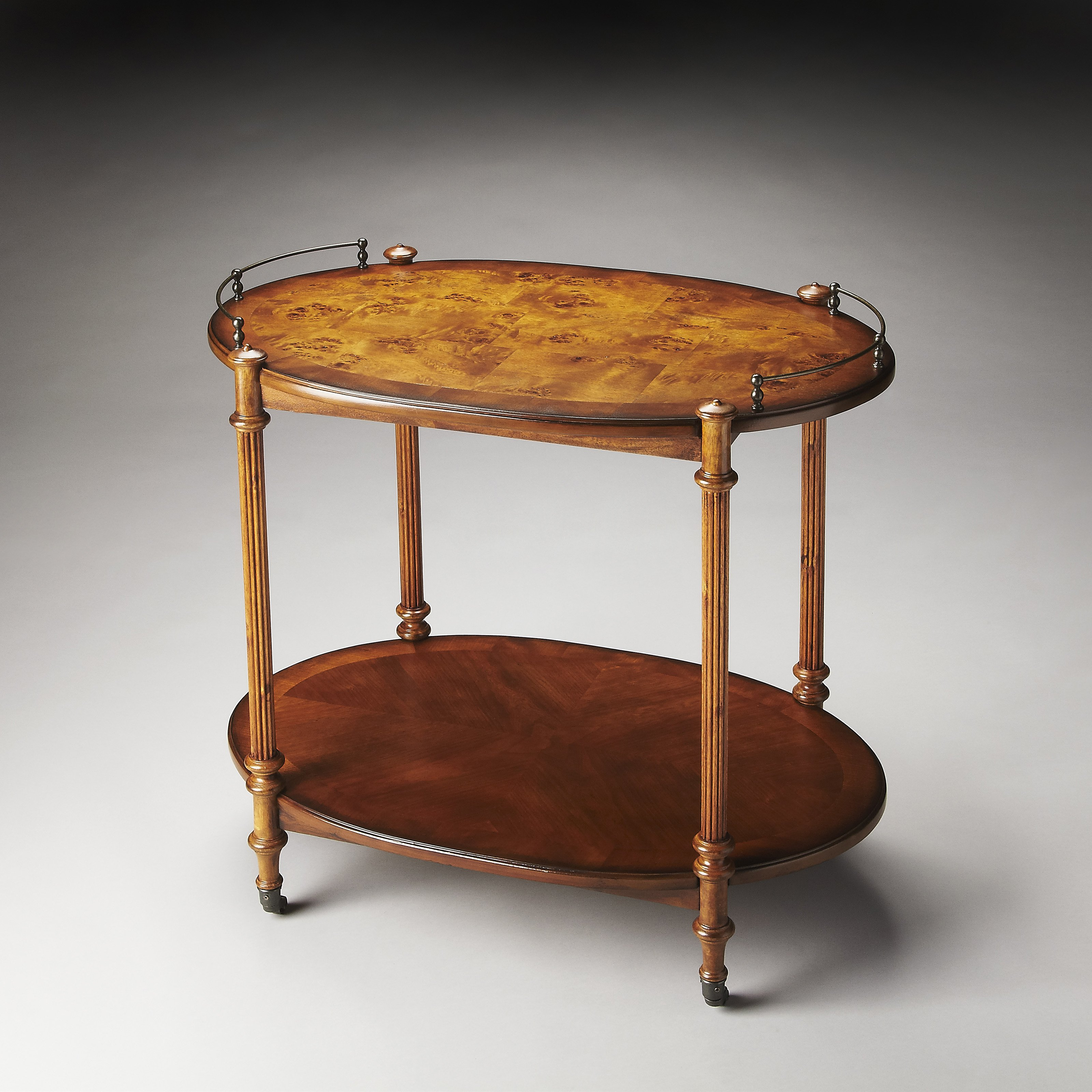 Butler Specialty Masterpiece Kathleen Tea Serving Cart by Butler Specialty