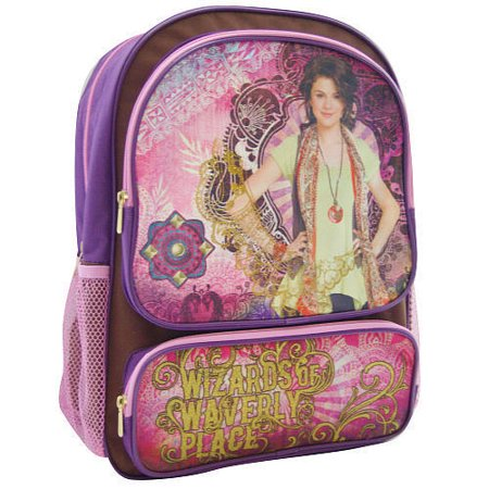 Wizards Of Waverly Place Backpack - Wizards Of Waverly Place School Bag ()