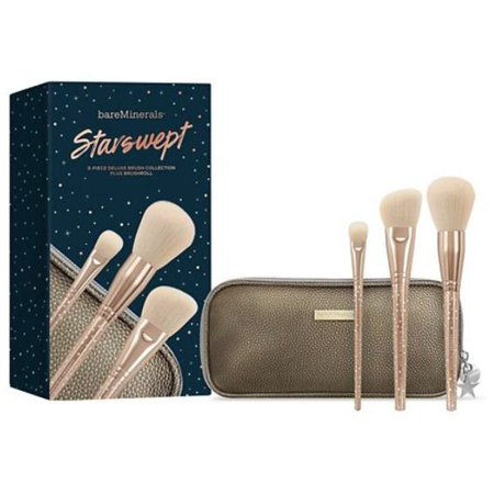 Bareminerals Starswept 3 Piece Deluxe Brush Collection