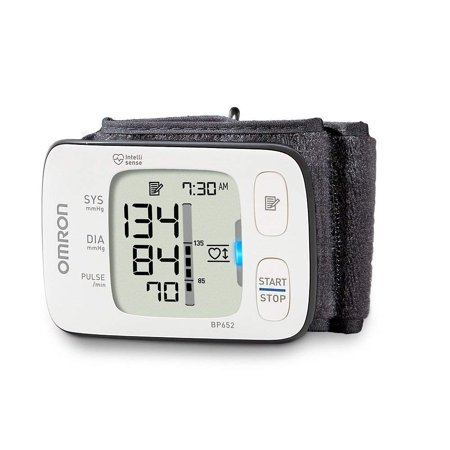 Omron 7 Series Wrist Blood Pressure Monitor (Best Omron Bp Monitor)