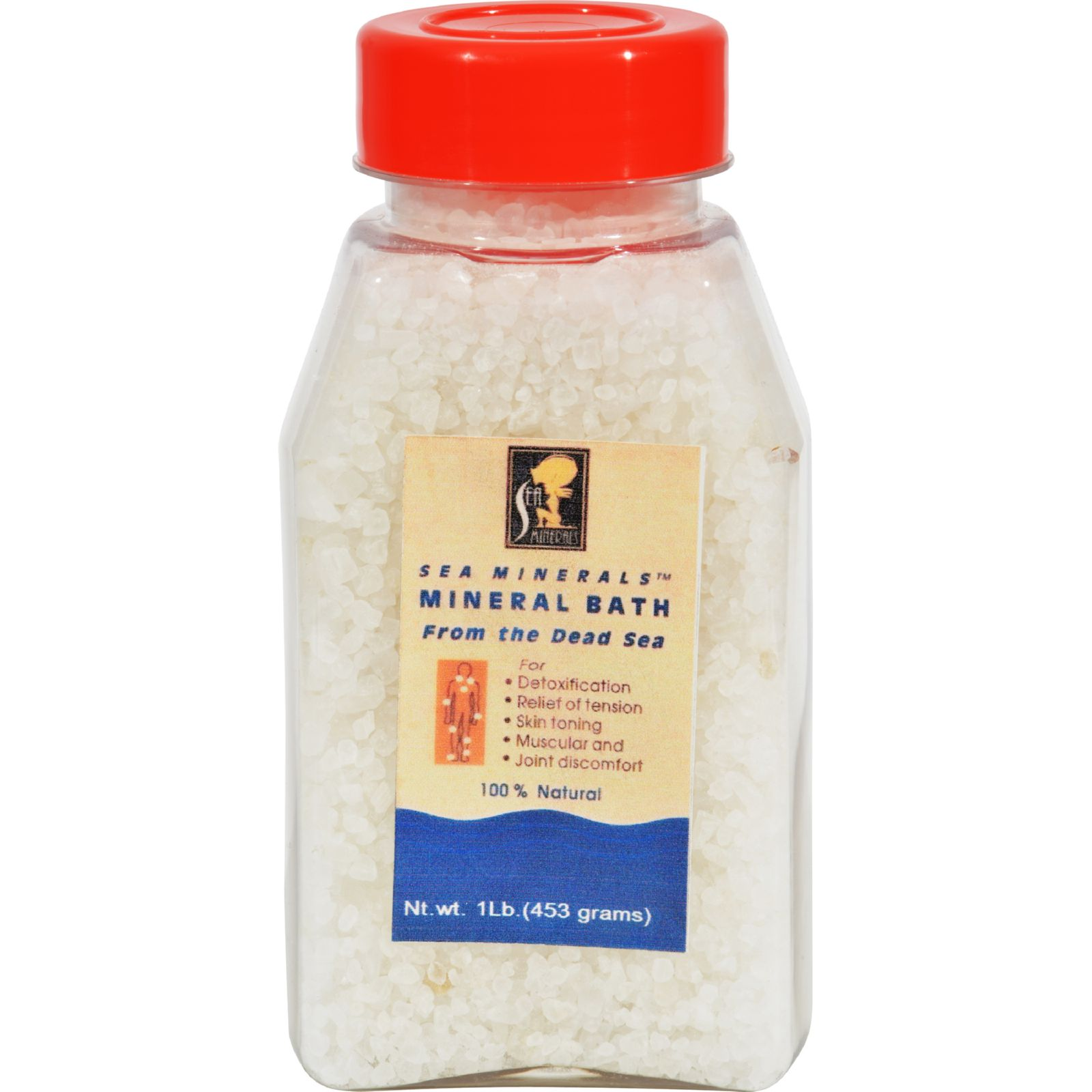 Sea Minerals Mineral Bath - 16 oz