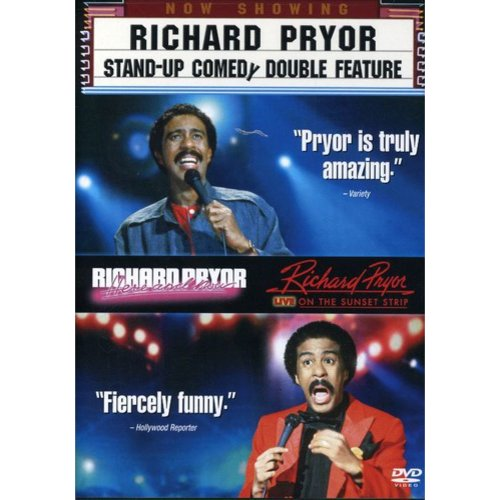 Richard Pryor: Stand-Up Comedy Double Feature (Widescreen)