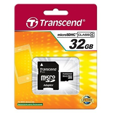 samsung galaxy grand prime cell phone memory card 32gb microsdhc memory card with sd adapter ()