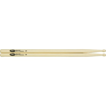 Sound Percussion Labs Hickory Drumsticks - Pair Wood 2B