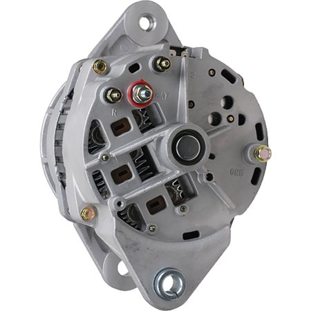 New DB Electrical ROTA0072 Alternator for 5.9L 0.5 Clock 100 amp External Fan Type Internal Regulator 12V Champion 716A 1992 1993 1994 1995 1996 1997 1998 7976