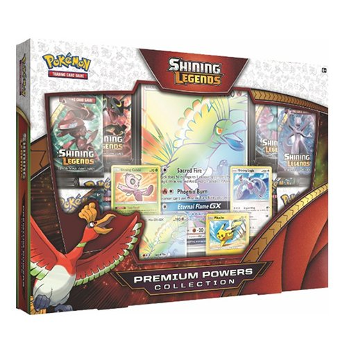 Pokemon TCG: Shining Legends Premium Powers Collection Box by Pokemon