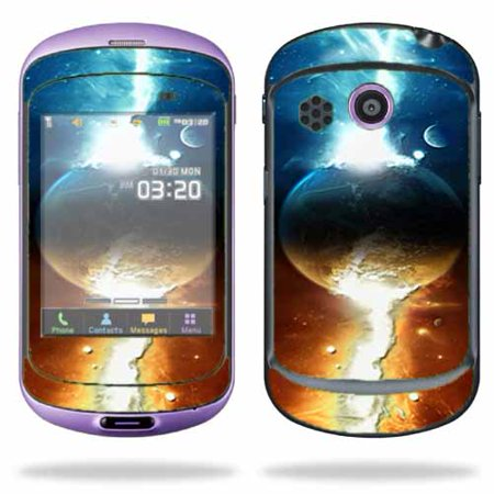 Skin Decal Wrap For Pantech Swift Cell Phone Sticker Sci Fi