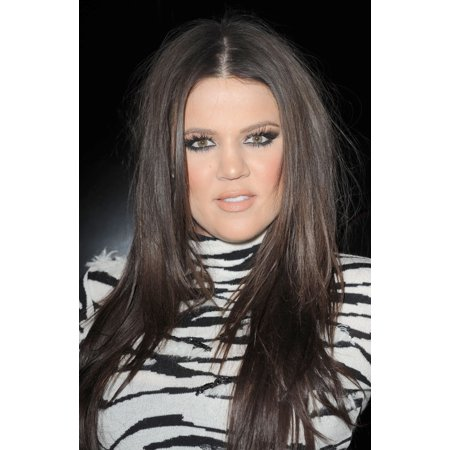 Khloe Kardashian At Arrivals For The Spin Crowd Season Finale Party Canvas Art     16 X 20