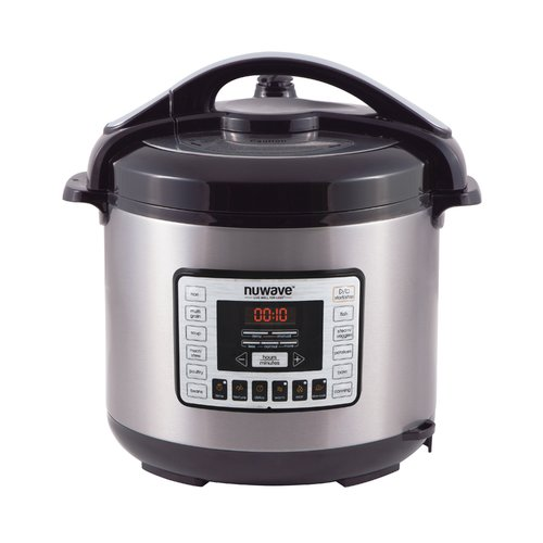 NuWave 8-Qt Electric Pressure Cooker