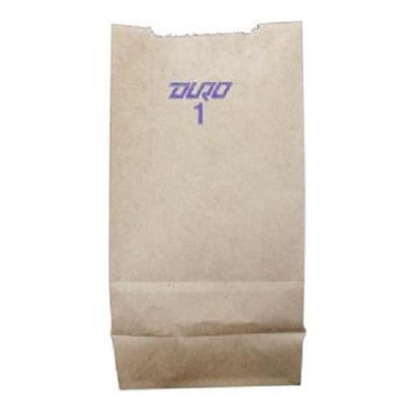 Product Of *Duro, # 1Lb Brown Paper Bag, Count 500 - Paper/Produce Bags / Grab Varieties & Flavors