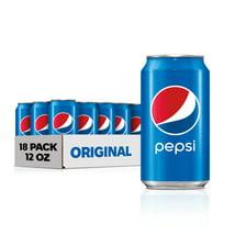 Soft Drinks: Pepsi