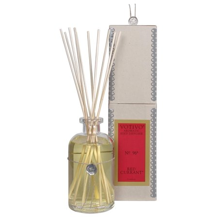 Collection Reed Diffuser - Votivo Aromatic Reed Diffuser, 7.3 fl. oz./216 ml, Red Currant