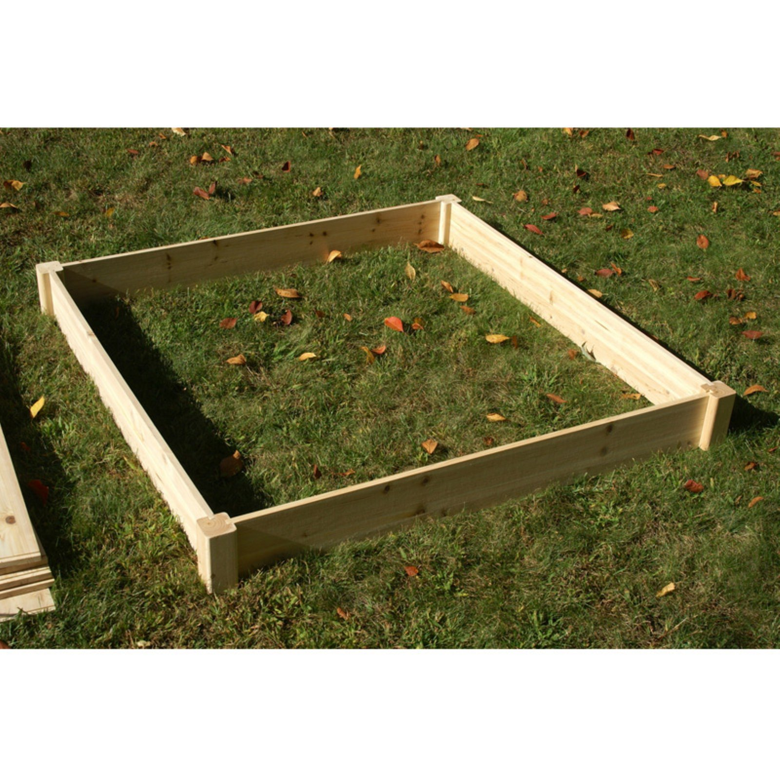 Eden Raised Square Garden Bed - 4 x 4 ft.