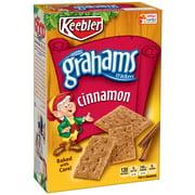 Keebler Grahams Cinnamon Cookie Crackers, 14 Oz.