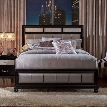 Coaster Furniture Barzini Panel Bed Coaster Furniture Contemporary Bed