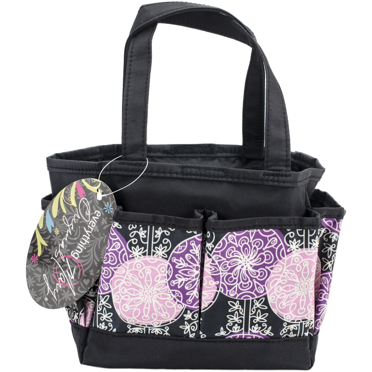 Everything Mary Mini Scrapper's Tote-Purple/Pink
