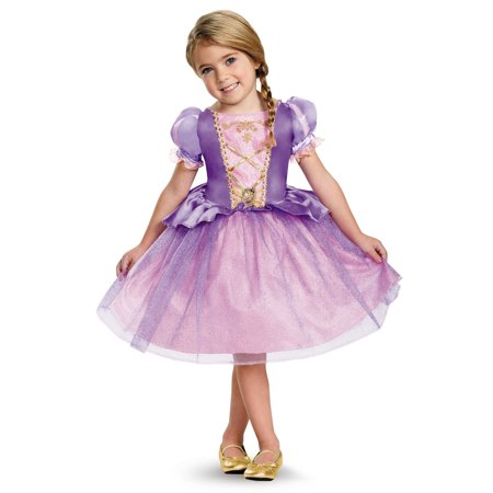 Rapunzel Classic Child Halloween Costume - Rapunzel Flynn Rider Halloween Costumes