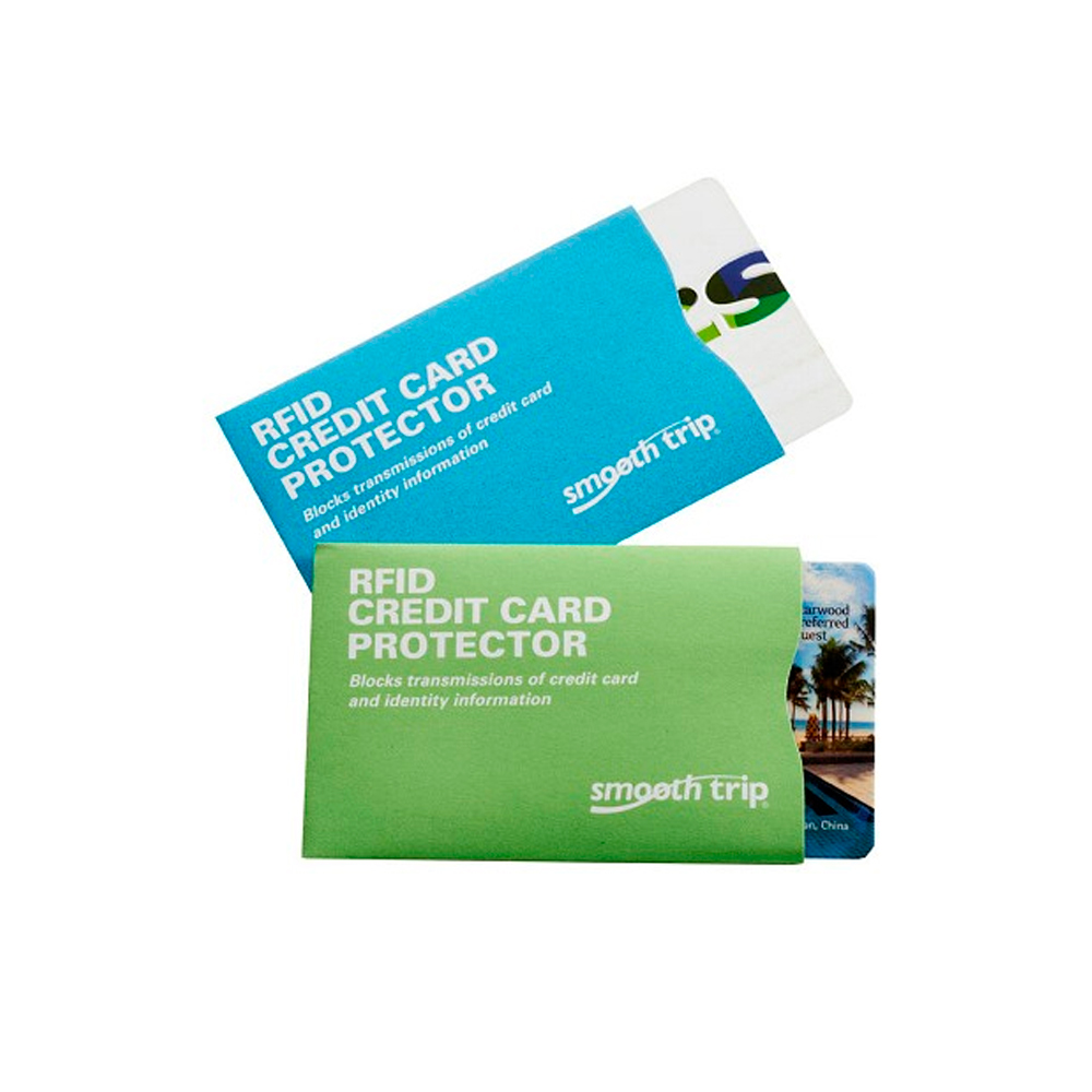 RFID Credit Card Protector Protects Identity Data Theft Sleeves ...