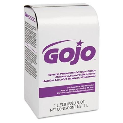 White Premium Lotion Soap, Spring Rain Scent, NXT 1000 ml Refill