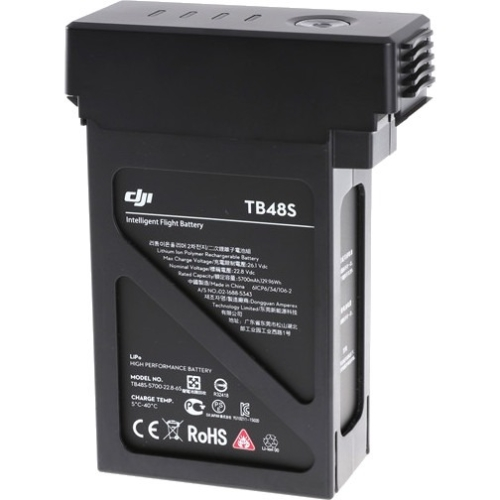 Dji 189341 Accessory Cp.sb.000288 Matrice 600 Part10 Intelligent Flight Battery Tb48s Retail
