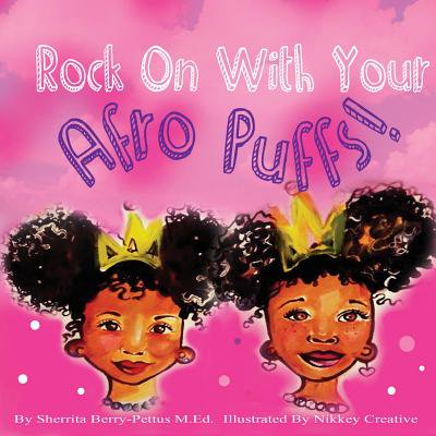 Rock on with Your Afro Puffs (White Guy With Afro)