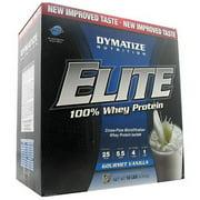 Dymatize  100% Whey Protein, Gourmet Vanilla, 10 LB