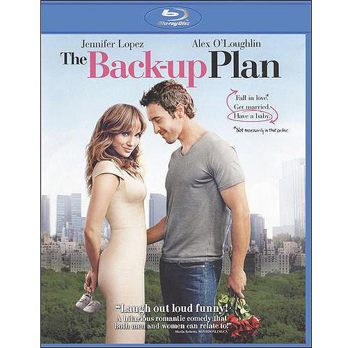 The Back-up Plan (Blu-ray) (Widescreen)