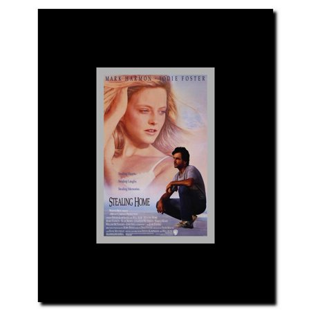 Stealing Home Framed Movie Poster