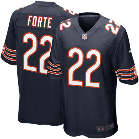 online store 964e2 d3eb6 Matt Forte Chicago Bears Nike Youth Team Color Game Jersey - Navy Blue