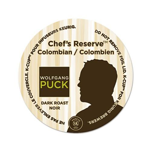 Green Mountain Coffee Roasters Chef's Reserve Coffee K-Cups Pack GMT86098024